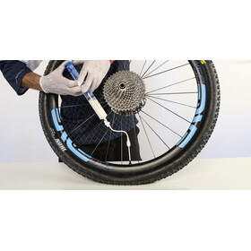 milKit Compact Kit pour pneu Tubeless valve 75 mm sans liquide préventif et sans fond de jante
